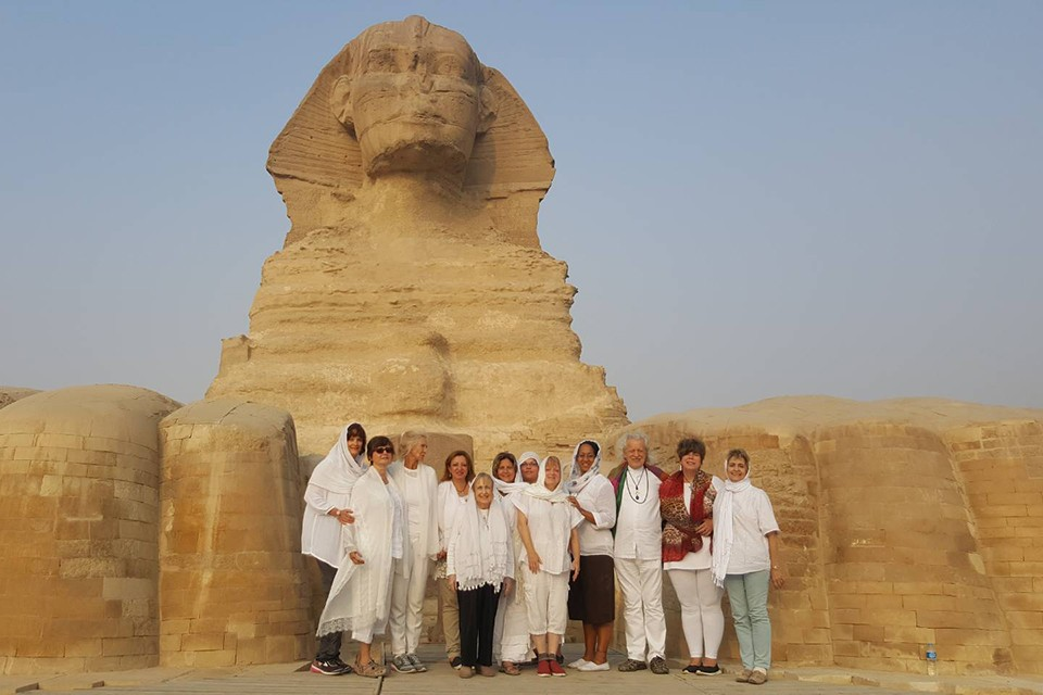 Spiritual tour package of Egypt