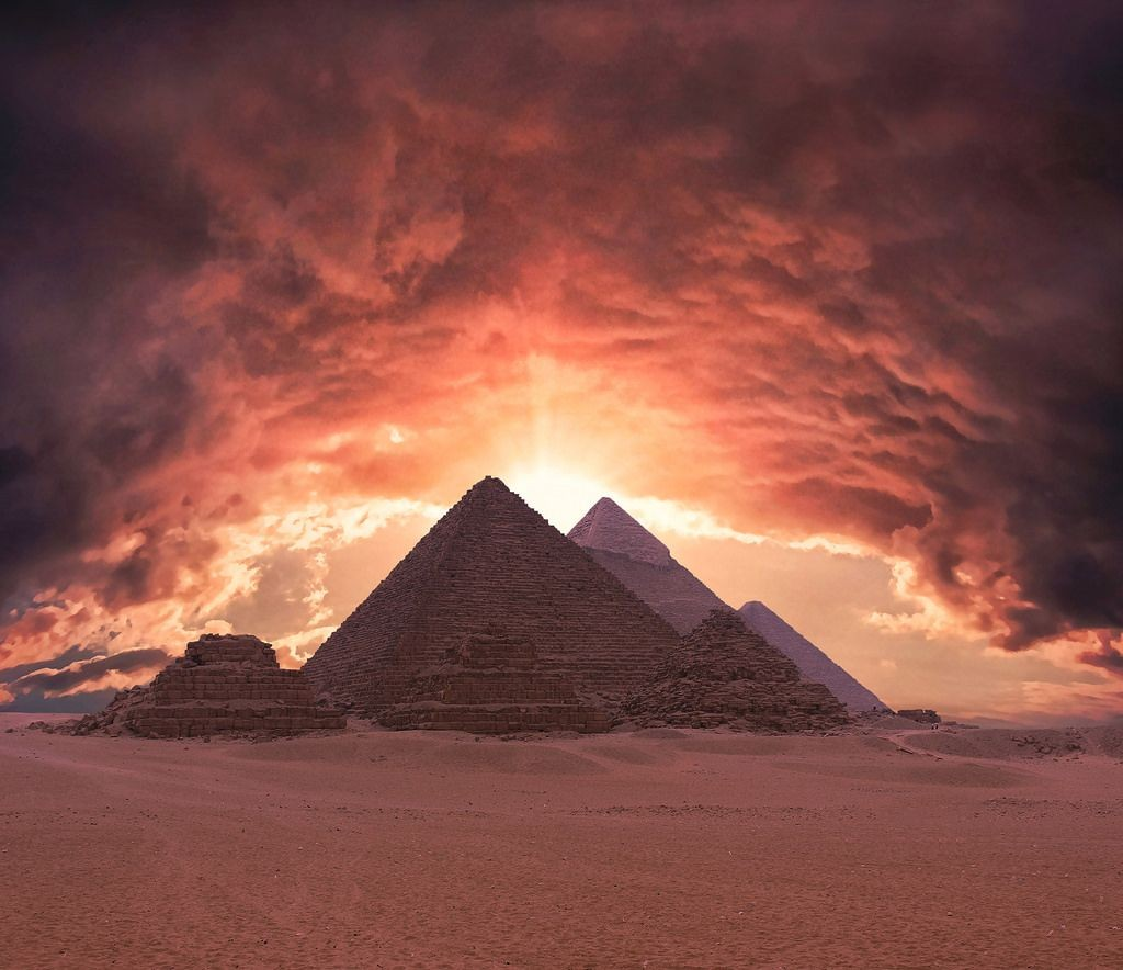 Ancient mysteries and meditation Egypt tour package