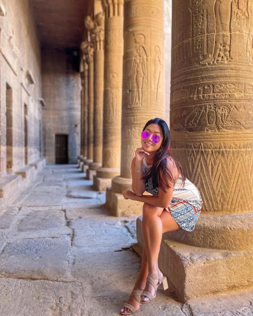 Queen Nefertiti tour package for women
