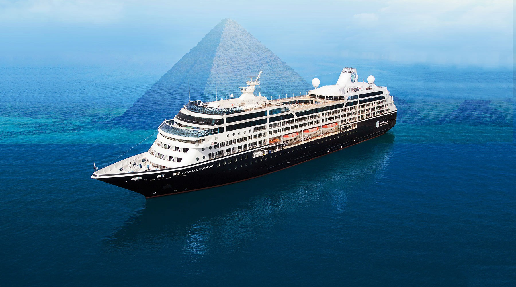 Azamara Pursuit at Alexandria, November 7, 8, 2021 Cairo from Alexandria port