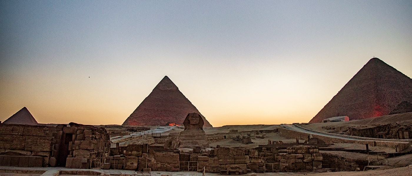 Egypt History and Nature 8 Days, 7 Nights Tour Package (4 destinations)