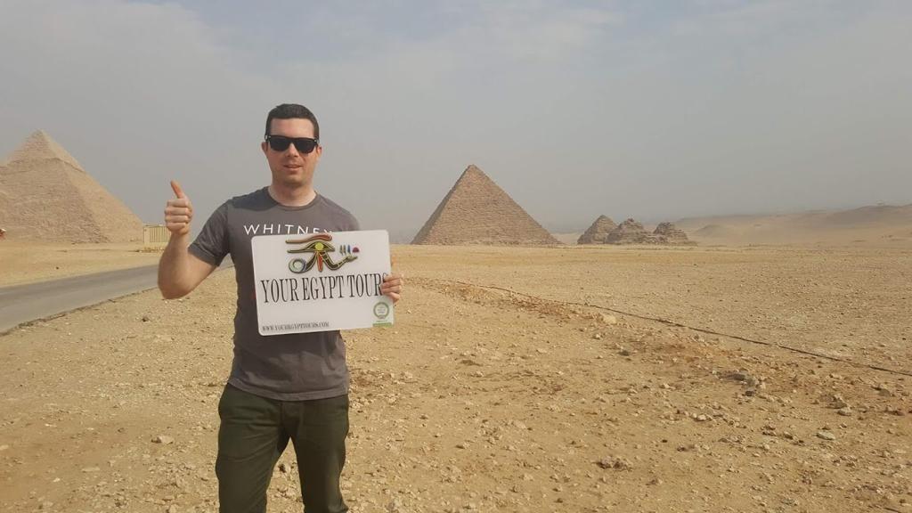 Giza Pyramids, Sphinx, Egyptian Museum and Khan El Khalili