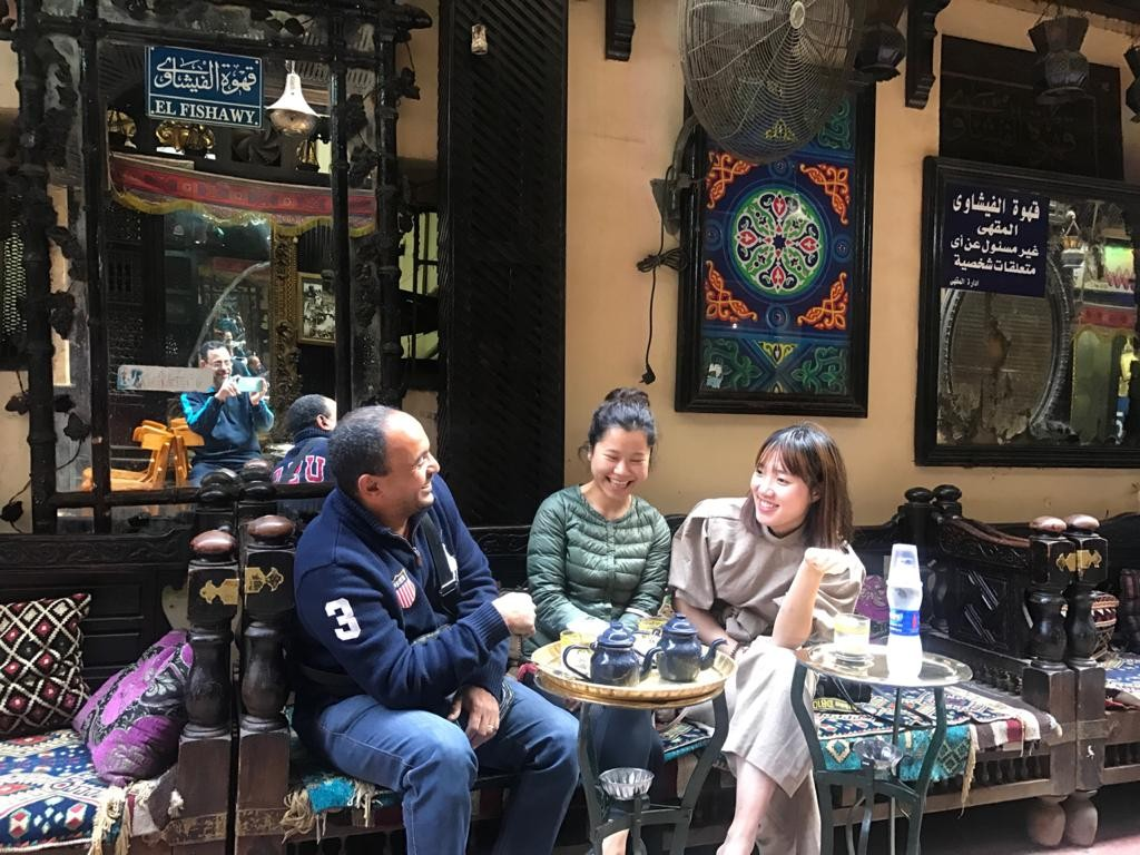 Cairo Sightseeing Tour Egyptian Museum, Mohamed Ali Mosque and Khan El Khalili