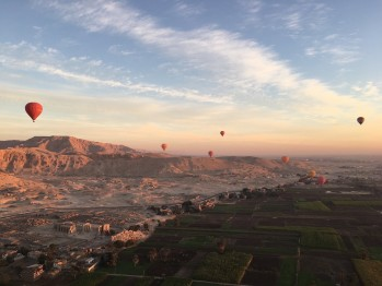 Balloon Activities, Egypt Adventure tour packages