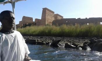 Aswan Nile, Aswan day tours