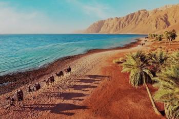 Beaches in Dahab, Dahab day tours