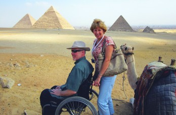 Famous Attractions of Giza and Cairo for WheelChair Users