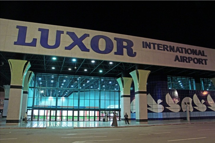 luxor airport