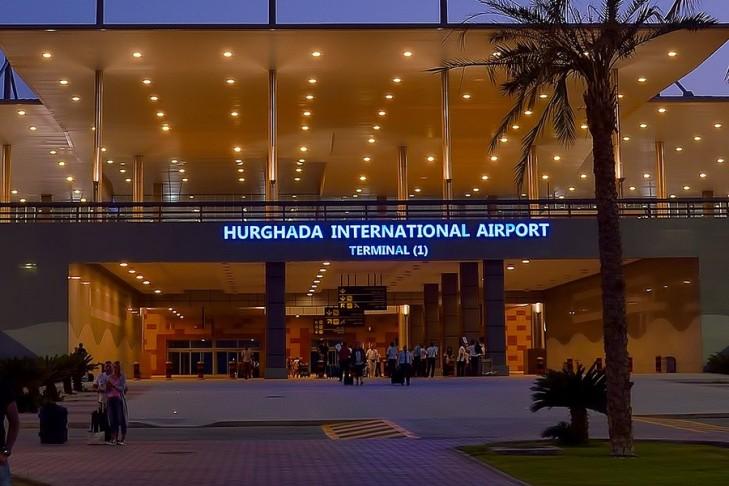 hurghada airport