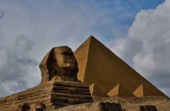 Wonders Of the Pharaohs One Day From Marsa Alam Flight