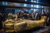 Tutankhamun burial chamber