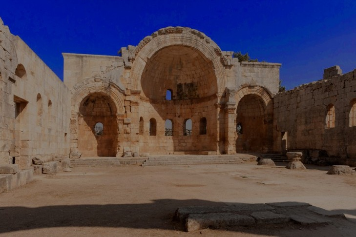 The Monastery Of St Simeon