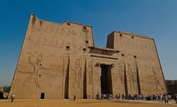 Day Tour to Edfu and Kom Ombo from Luxor by Bus
