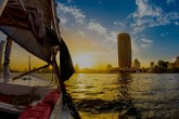 Best of Cairo with a Felucca Ride