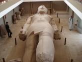 Ramses II at Memphis