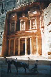Petra Tour From Aqaba Port