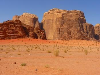 Petra And Wadi Rum Shore Excursion