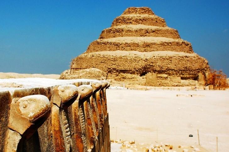Sakkara Step Pyramid