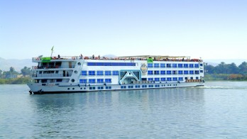 Egypt 5-Day Nile River Cruise with Private Guide from Luxor to Aswan