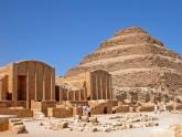 The Step Pyramid, Cairo - Sharm El Sheikh