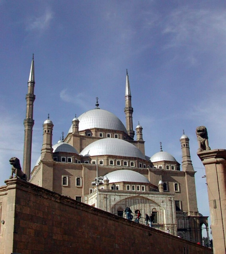 Mqsque of Mohamed Ali,  Cairo and Alexandria Tour from Taba