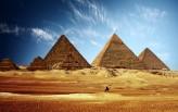 One-day tour to Giza Pyramids & Sakkara from Alexandria city