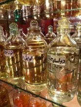 Egyptian oils and perfume