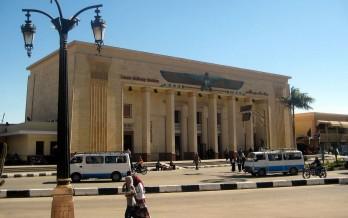 Luxor Train Station Departure Transfer