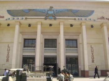 Luxor Train Station Arrival Transfer