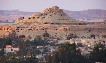 Siwa Oasis in 3 Days Tour package