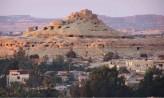 mountain of the dead -Siwa