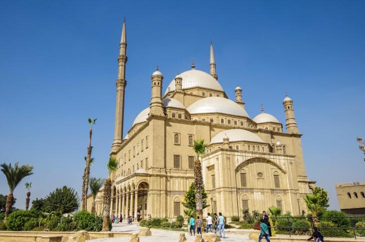 Mosque of Mohamed Ali
