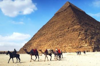 Egypt Christmas Holidays - Gods and Pharaohs