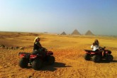 Giza pyramids Quad Biking Safari